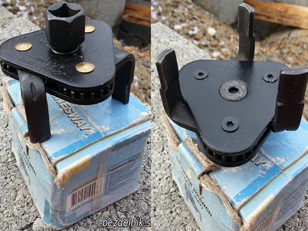 съёмник для маслянного фильтра