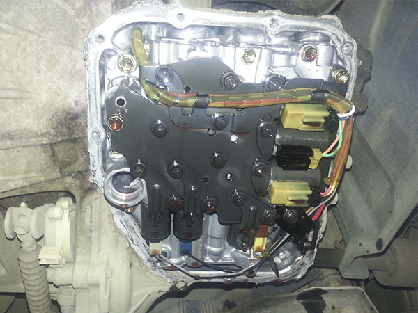 автоматическая коробка передач тойота пассо