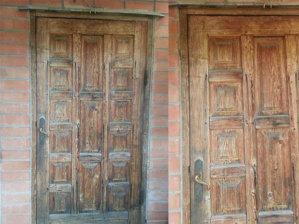необходимость замены входной двери