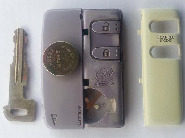 как выглядит чип ключ от тойота пассо
