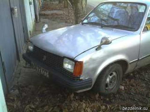 Мой второй автомобиль ISUZU GEMINI 1985г.