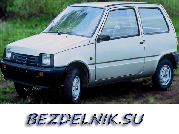 Мой четвёртый автомобиль ВАЗ-1111 Ока.