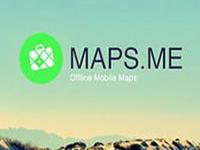 MAPS.ME или MAPS WTH ME.